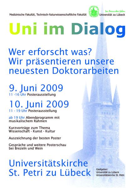 Uni im Dialog: Thema \