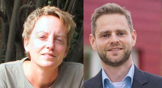 Dr. <b>Silke Anders</b> und Prof. Dr. Christian Scheiner - andersScheiner_a183